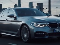 2017 BMW 5-Series Takes First Drive And Makes Great Impression