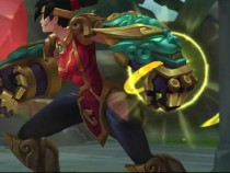 League of Legends Update Gives Characters New Skins In Time For Chinese New Year Celebrations