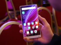 Here's the gorgeous Xiaomi Mi Mix in white