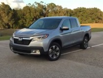 2017 Honda Ridgeline: Your Work Hard And Party Harder Kind Of Truck