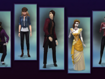 The Sims 4 Vampires: Everything Included In The New Game Pack