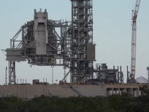 SpaceX - Pad 39A Update by NASA - 03-21-2016