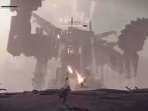NieR: Automata Producer Says The Demo Has In-Game Content