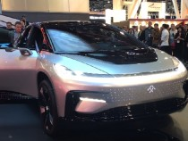 Faraday Future Is Facing Another Setback, Production Vehicle Images Are All CGI?