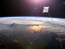 Sunjammer solar sail craft