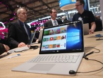 Microsoft Surface Book 2 Leaks: 4k Display, Kaby Lake Processor And Extended Battery Life