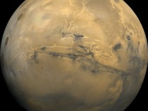New Study Says Water On Mars Flowed After Asteroid Collision