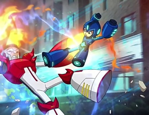 Mega Man Getting Another TV Series?