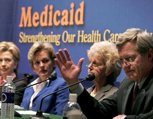 Congress Holds Forum On Proposed Medicaid Cuts
