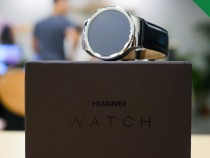Huawei Watch Unboxing and Initial Setup