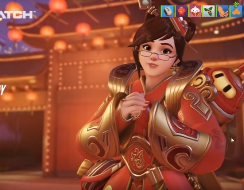 THE 3-0 ACHIEVEMENT!   Overwatch (Year of the Rooster)