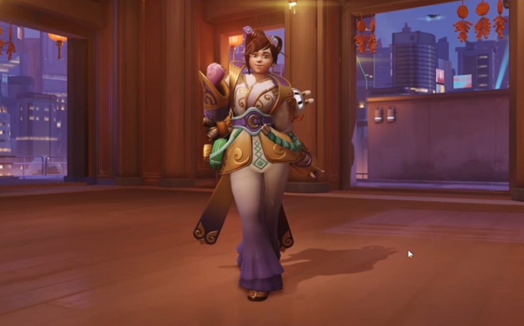 'Overwatch' Latest Event Rages Fans With Mei's New Waist, Blizzard Entertainment Responds