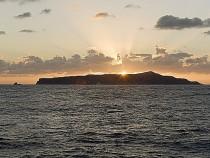 Atlantic Ocean Selvagens islands