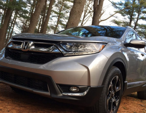 2017 Honda CR-V Review: Everyone Is Buying These Bigger And Better Machine