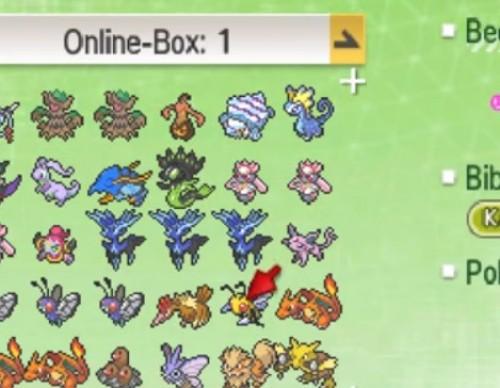 Pokemon Transfer