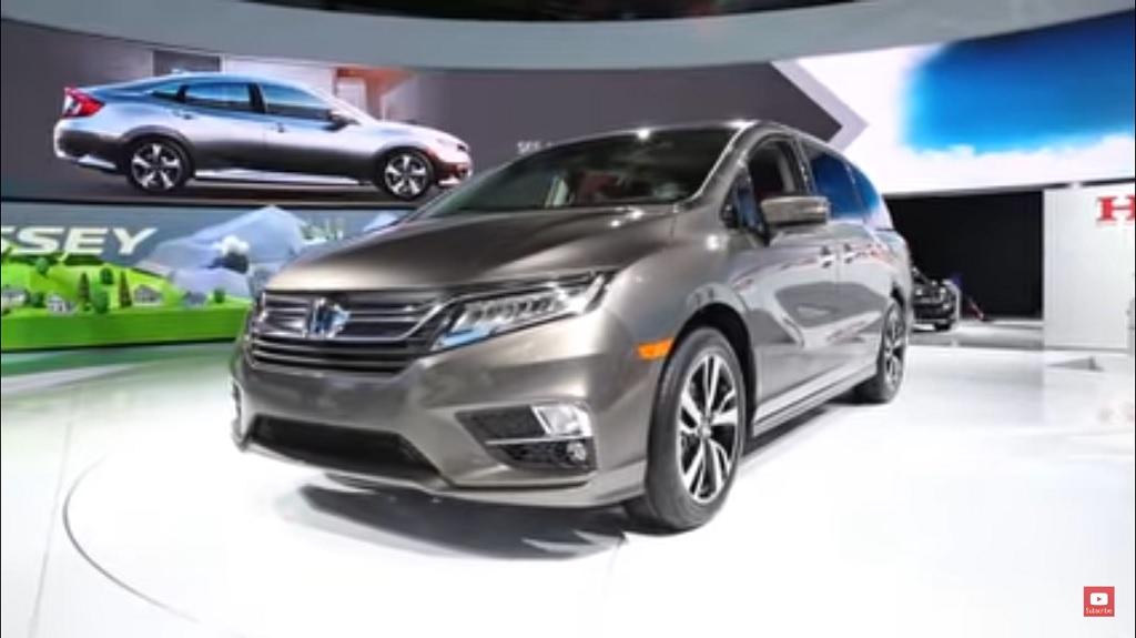 2018 Honda Odyssey: Reasons Why It's The Best Minivan