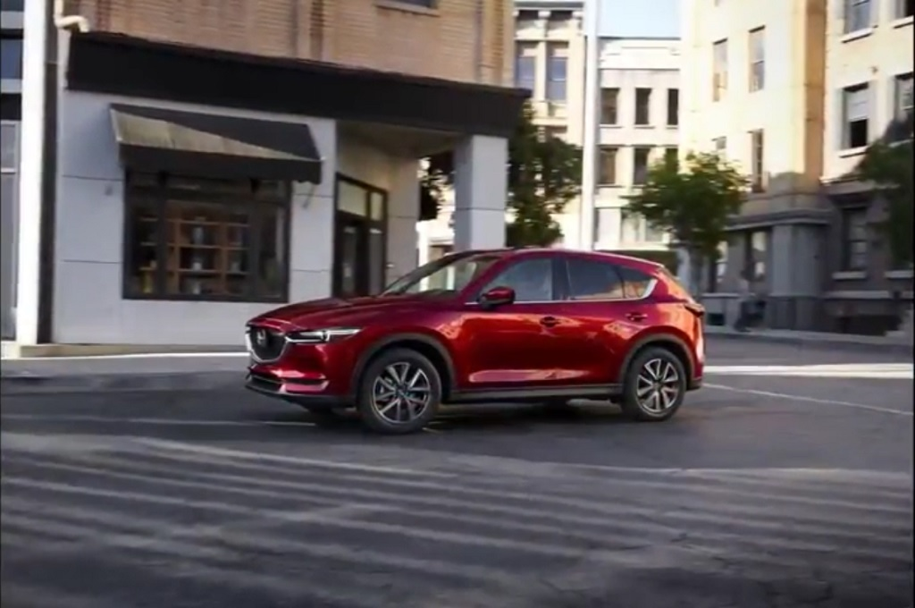Japan Is Getting A Seven-Seat 2017 Mazda CX-5 And So Should We
