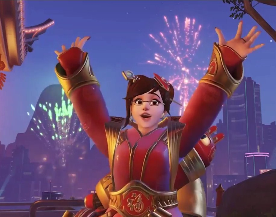 Overwatch Latest Update Will Inspire You To Fight It Out In The Coming Weeks