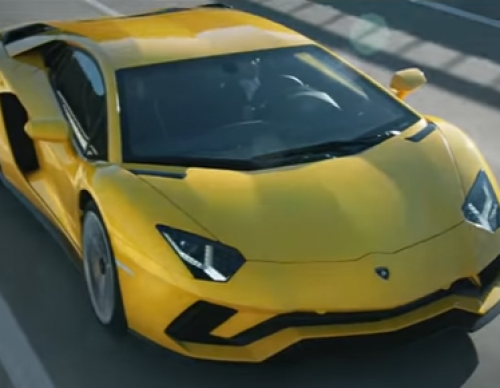 Lamborghini Aventador S: Inspired And Designed By Jet Fighters, Spaceships And Snakes