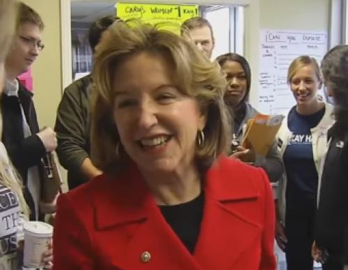 Former North Carolina Senator Kay Hagan Moves To Atlanta For Encephalitis Rehabilitation
