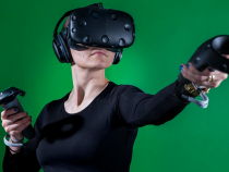 Experience A Personal Home Theater In The New HTC Vive