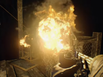 Resident Evil 7 - Flamethrower Location