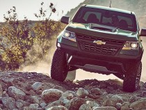 2017 Chevrolet Colorado: Punching Above Its Weight