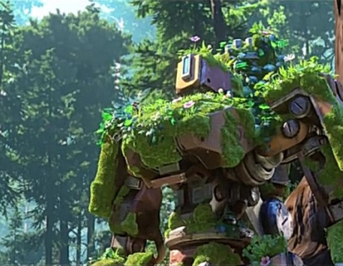 Overwatch Updates: Does Bastion Need A Buff?