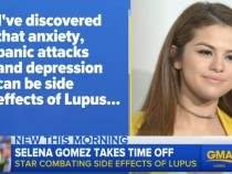 Selena Gomez Takes Time Off After Lupus Diagnosis