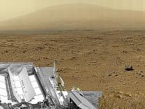 Mars billion pixel panorama