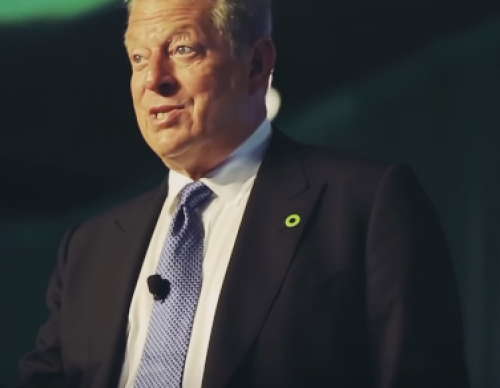CDC's Health And Climate Conference Is Back On Track, Thanks To Al Gore