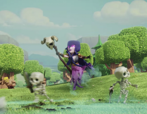 Clash Of Clans Witch Event Goes Live; Here's The Full Details