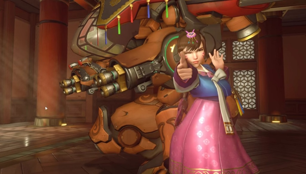 Overwatch Year Of The Rooster Event Finale Might Feature Free Loot Boxes And New Voice Lines