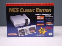 NES Classic Update: Limited Stocks Available On Nintendo