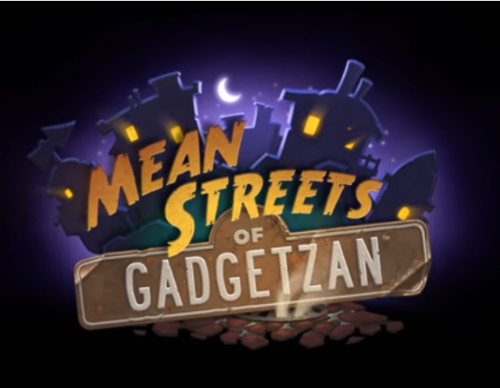 Hearthstone: Mean Streets Of Gadgetzan Guide: How To Use Aggro Shaman