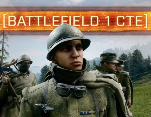 DICE Finally Brings Community Test Environment To Battlefield 1