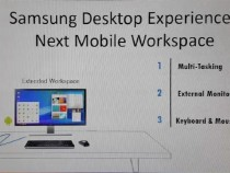 Samsung Galaxy S8 to Have the Samsung DeX Feature