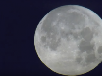 Oxygen Atoms  Have Been Leaking Onto The Moon