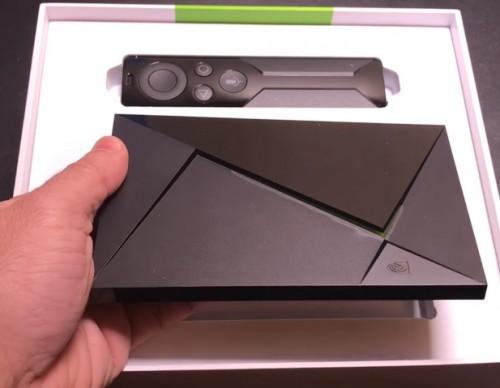500GB Nvidia Shield TV Pro Is Finally Available