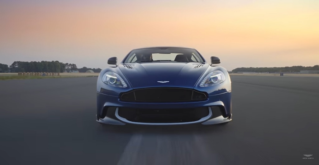 Aston Martin Vanquish S Review: Power And Beauty In One Package