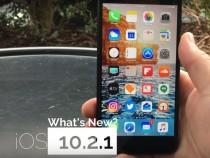 Downgrading From iOS 10.2.1 To iOS 10.2 No Longer Possible