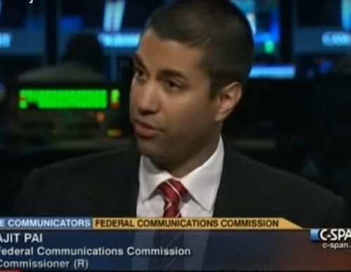 New FCC Chairman Ajit Pai