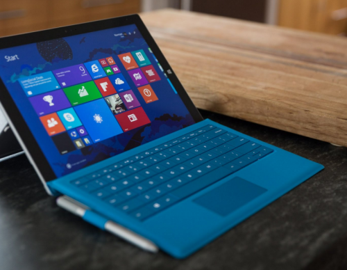 Microsoft Surface Pro 3 Receives New January Firmware Update