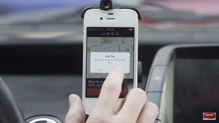 Uber & Daimler, A Match Made In Heaven: Autonomous Vehicles + A Large Network