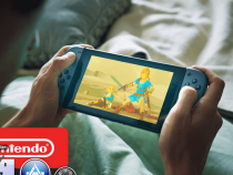 Watch The First Ever Nintendo Switch Commercial During The Super Bowl