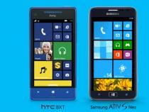 Sprint HTC 8XT & Samsung ATIV S NEO