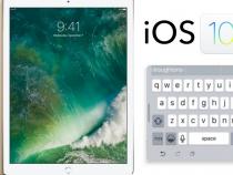 Apple iOS 10.3 Has A Secret 'Floating Keyboard'