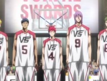 'Kuroko's Basketball' Anime Movie Updates NBA Collaboration Featuring Boston Celtics