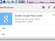 Google Now Prompts on Chrome.