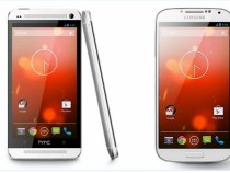 HTC One & Samsung Galaxy S4 Google Play edition